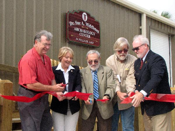 Middleton Ribbon Cutting