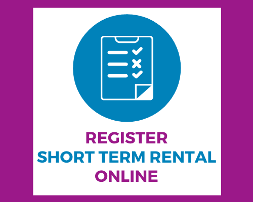 icon of Register Short Term Rentals Online